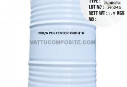 Nhựa 268 - poly 268 BQTN SHCP