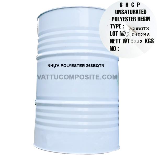 Nhựa 268 – poly 268 BQTN SHCP