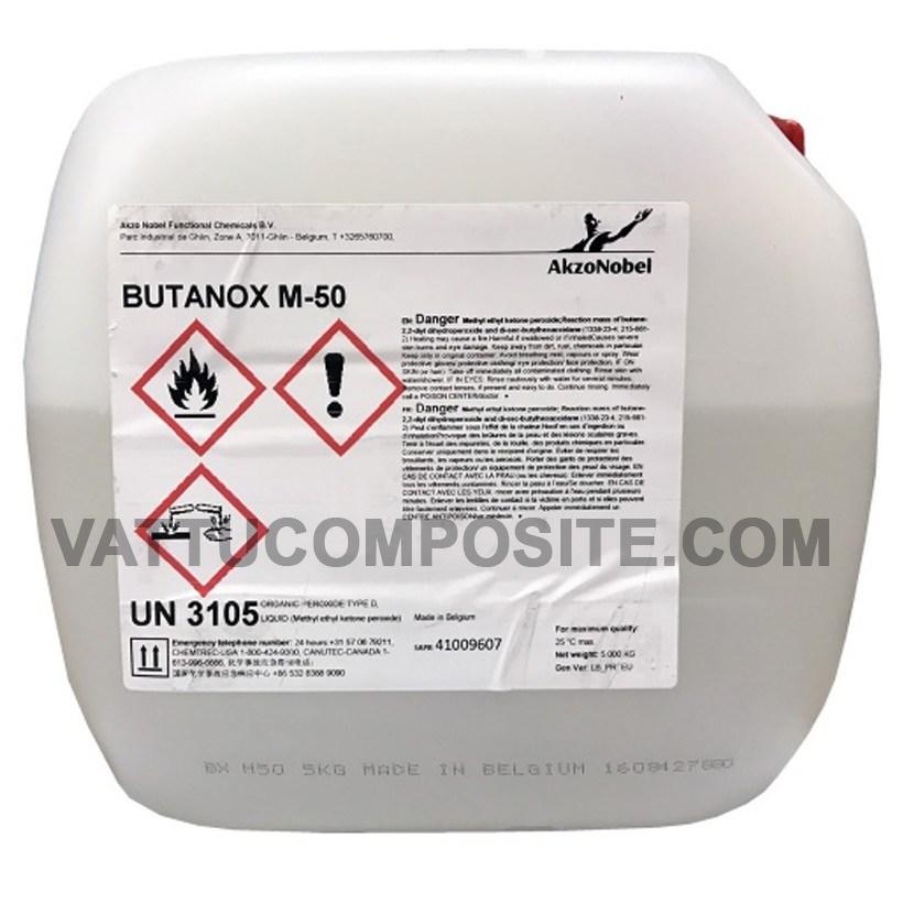 đóng rắn Butanox M50 – butanox m50