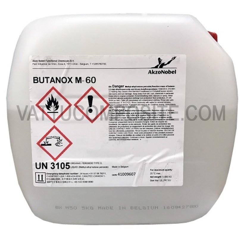 Butanox m60 – chất đóng rắn Butanox M60