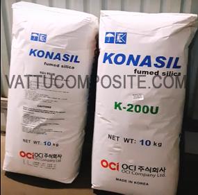bột nhẹ Kanosil K200