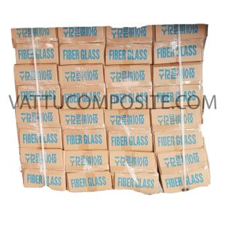 Vải sợi thủy tinh - Sợi Mat on top Hàn Quốc 300/450gr/m2