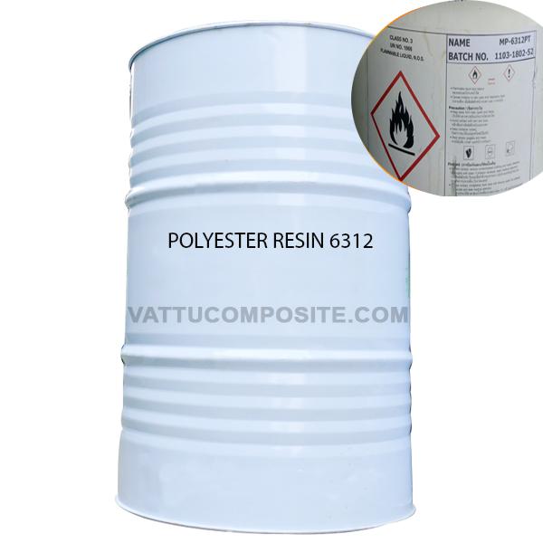 Nhựa 6312 – poly 6312