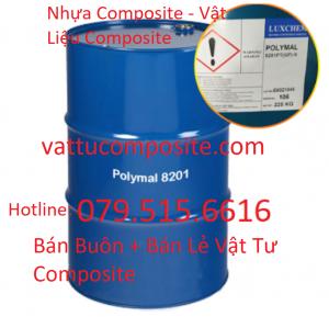 Nhựa composite 8201 - vật liệu chống thấm