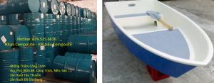 Vật Liệu Chống Thấm Bọc Phủ Tàu Thuyền Composite
