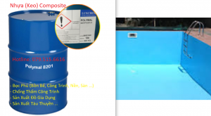 vật liệu chống thấm bọc phủ composite