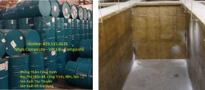 Bồn Bể Composite FRP, Vật Liệu Composite: Nhựa Composite, Sợi Thủy Tinh Giá Tốt Nhất