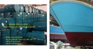 vật liệu bọc phủ tàu thuyền
