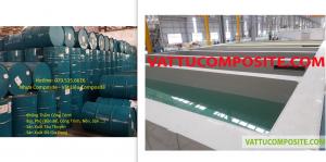 Nhựa Composite, Vật Liệu Composite Bọc Phủ Chống Thấm Bồn Bể - Công Trình