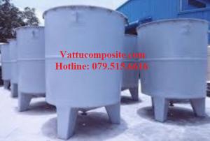 Bồn Bể Composite FRP, Bọc Phủ Composite, Chống Thấm Composite, Vật Liệu Composite, Nhựa Composite, Sợi Thủy Tinh, Keo Composite