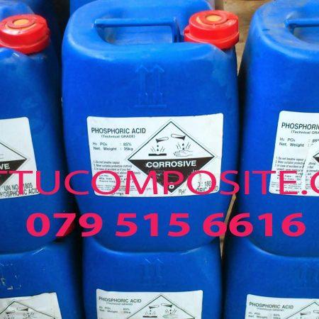 Axit PhotphoricH3PO4 85% , Acid Phosphoric H3PO4 85%
